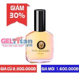 Alfa Maschio nước hoa phong độ nam giới giảm 30% rẻ nhất thị trường