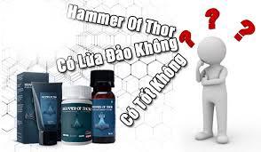 Đánh giá thuốc Hammer of Thor có tốt không ? Ý kiến chuyên gia