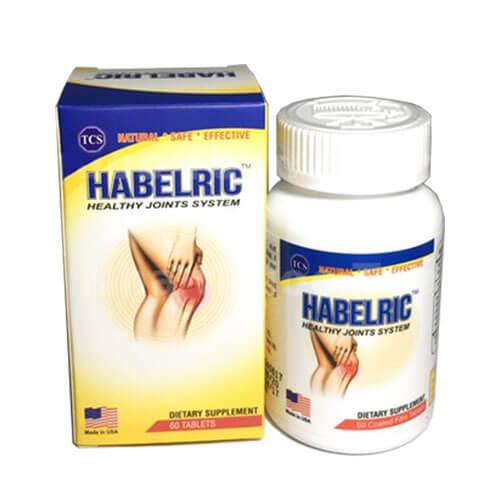 Habelric - Hỗ trợ điều trị xương khớp cao cấp USA