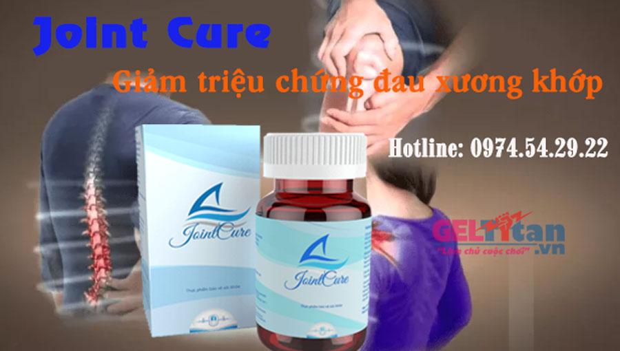 Joint Cure là gì, có tốt không, đánh giá khách hàng, mua ở đâu, giá bao nhiêu?