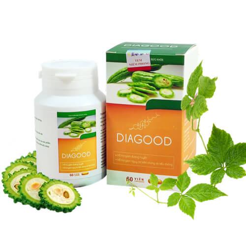 Diagood - Hỗ trợ điều trị bệnh tiểu đường
