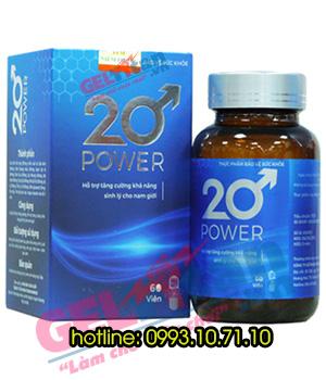 Giới thiệu 20 Power