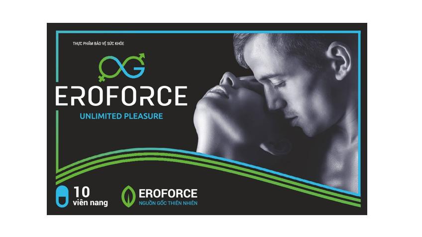 sản phẩm eroforce là gì