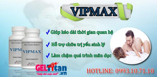 vipmax hỗ trợ điều trị xuất tinh sớm