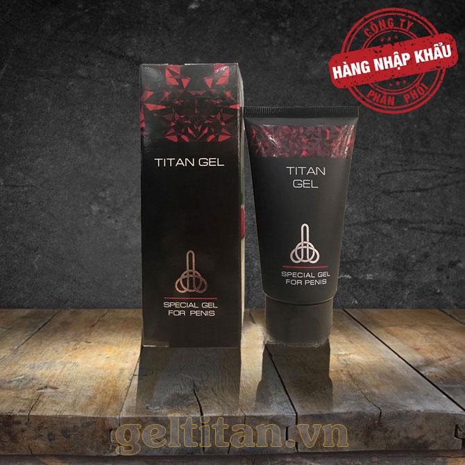 cách làm chịm dài ra với gel titan