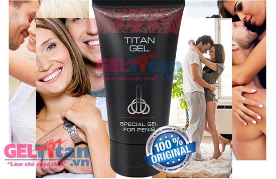 có nên dùng titan gel không