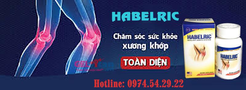 habelric chữa xương khớp
