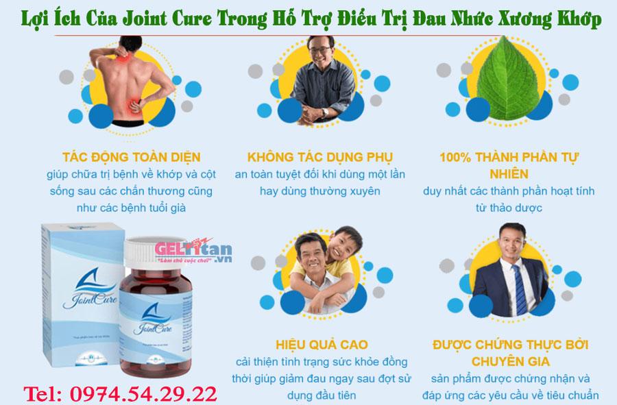 lợi ích thuốc Joint cure xương khớp