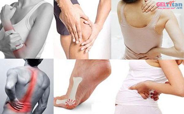 đối tượng dùng Joint cure