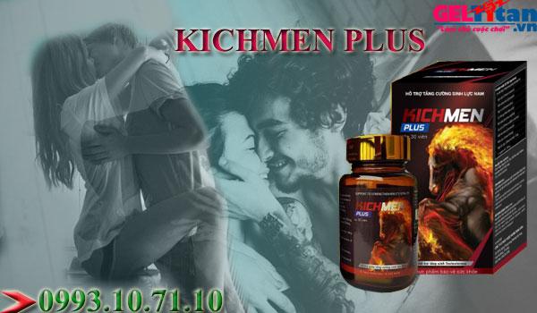 kichmen plus có tốt không