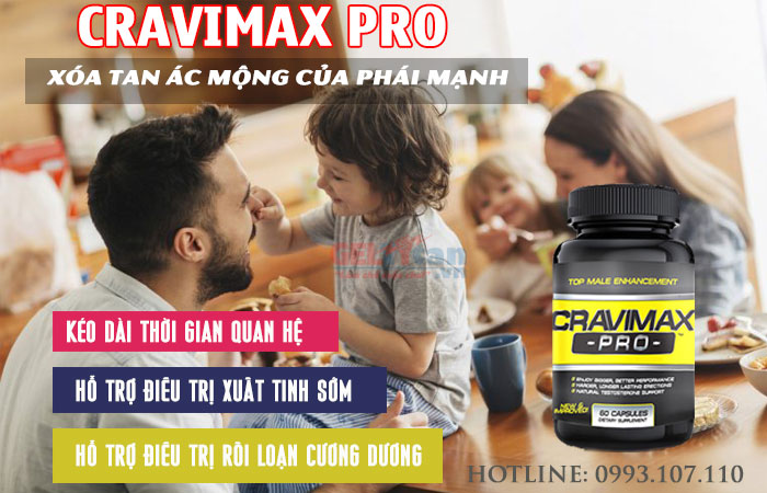 so sánh cravimax-pro với mr 1h