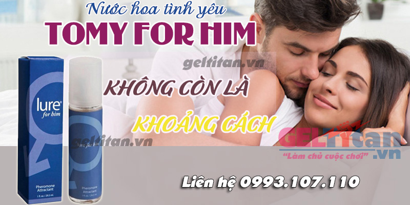 Tomy For Him 1