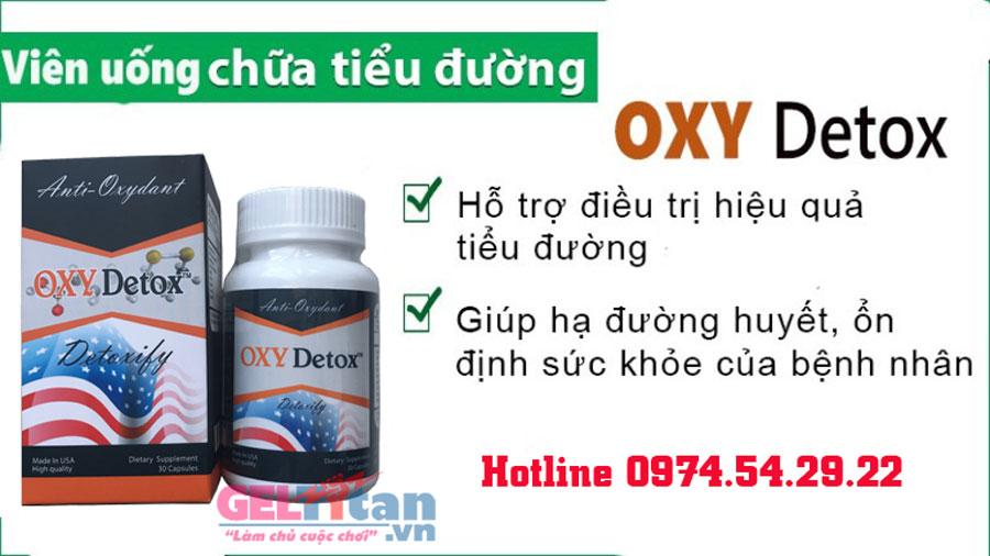 cơ chế hoạt đọng của oxy detox