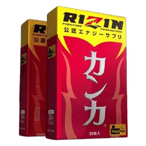 Mua RIZIN giá bao nhiêu tại cửa hàng đại lý nhập khẩu